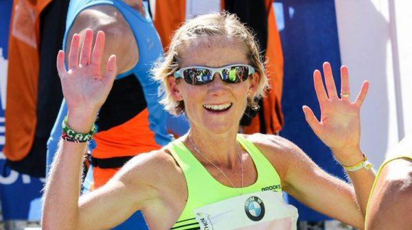 Berlin marathon - finish