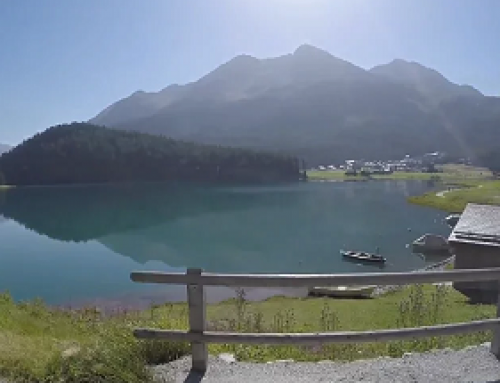 St Moritz – Silvaplana lakeside running trail