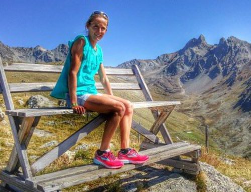 St Moritz, the perfect place to train?